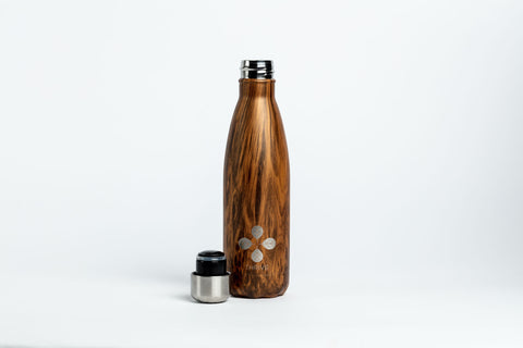 S'Well Water Bottle - Teakwood