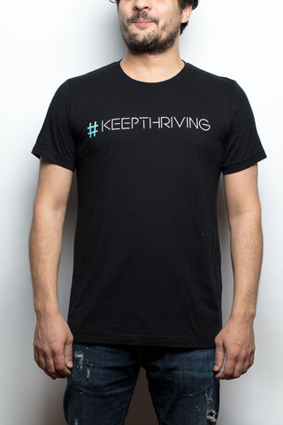 Men's T-Shirt - #keepthriving