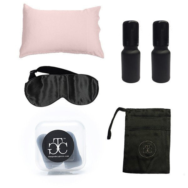 Arianna Huffington's Travel Essentials Kit