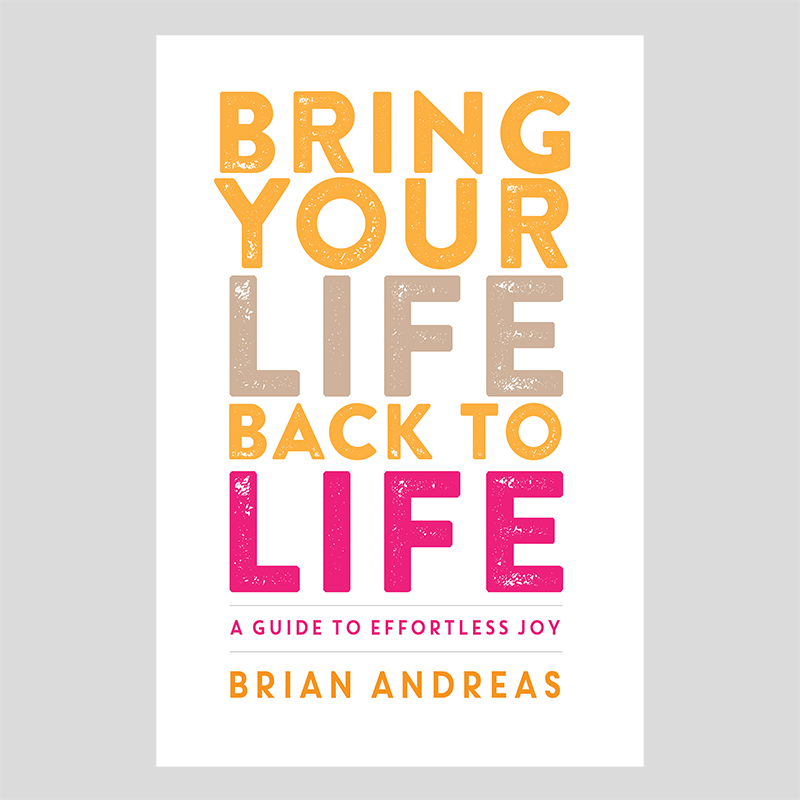 Bring Your Life Back To Life: A Guide To Effortless Joy