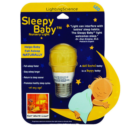 Sleep Baby Light Bulb