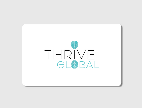 Thrive Gift Card