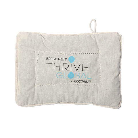 Breathe & Thrive Lavender Pillow