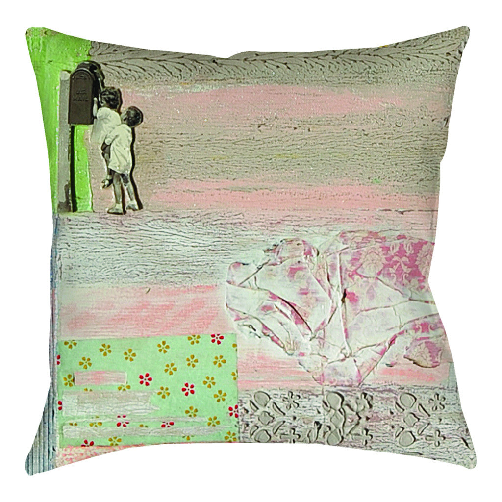 French Frosting Pillow