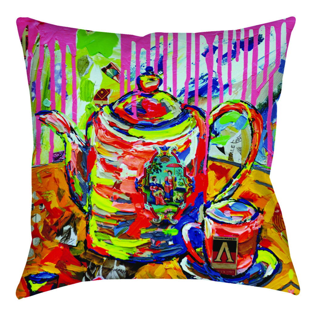 Victory Tea Pillow