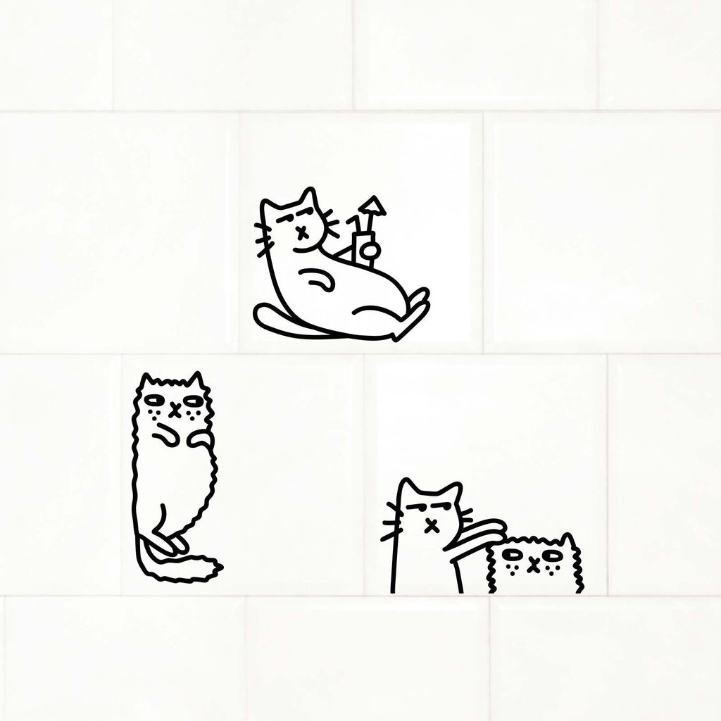 Mini Gatos - Decoración Original | Made of Sundays