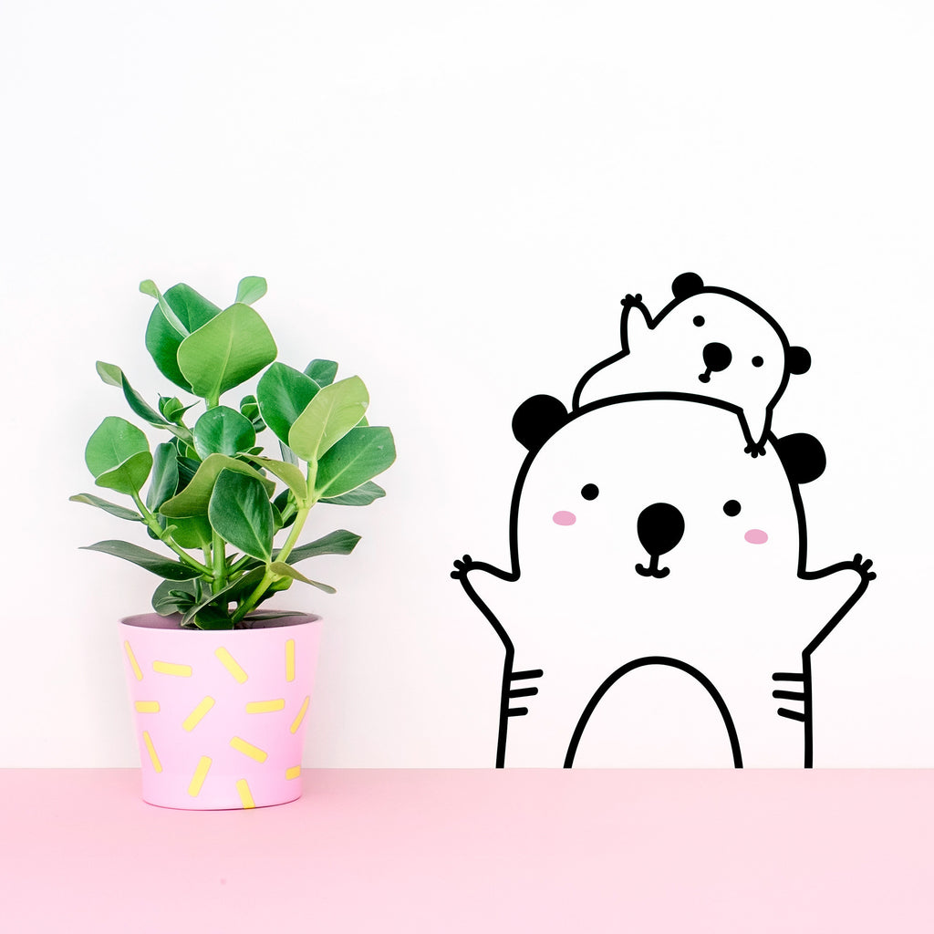 Vinilo Koala - Decoración Infantil Original | Made of Sundays