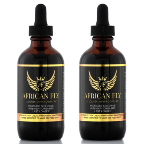 2 Pack of African Fly