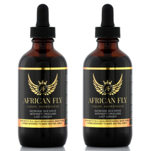 Two Bottles of African Fly 30% Off