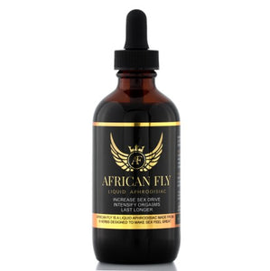Six Bottles of African Fly 30% Off