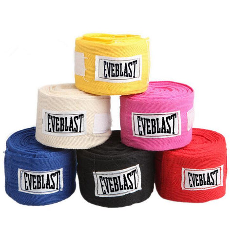 Everlast 2pcs/roll Cotton 3M Box Boxing Handwraps