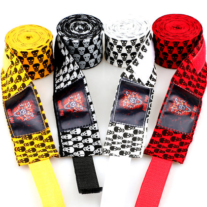 High quality Skull Boxing Handwraps