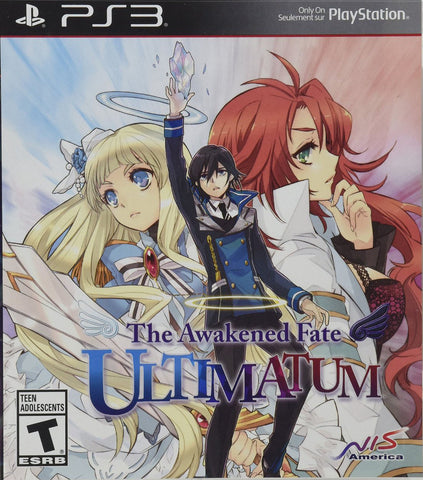 The Awakened Fate: Ultimatum - PS3