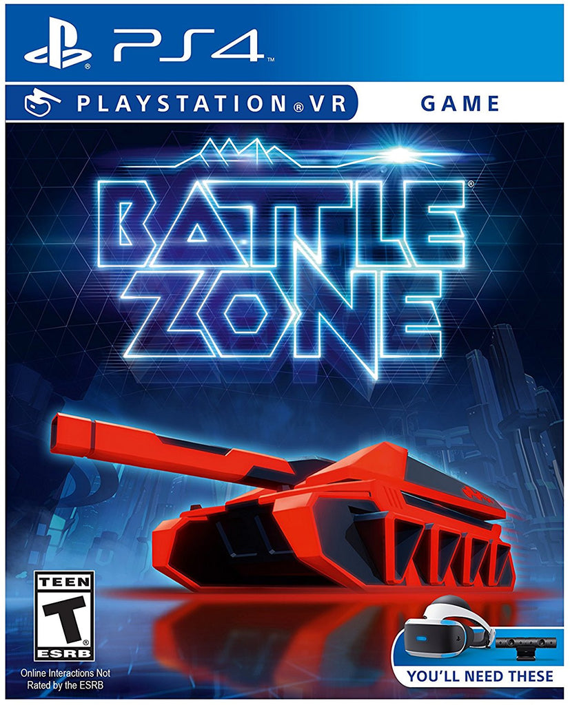 Battlezone VR - PS4