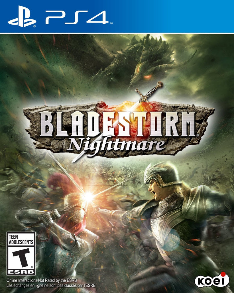 Bladestorm: Nightmare - PS4