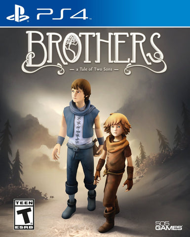 Brothers: A Tale of Two Sons - PS4