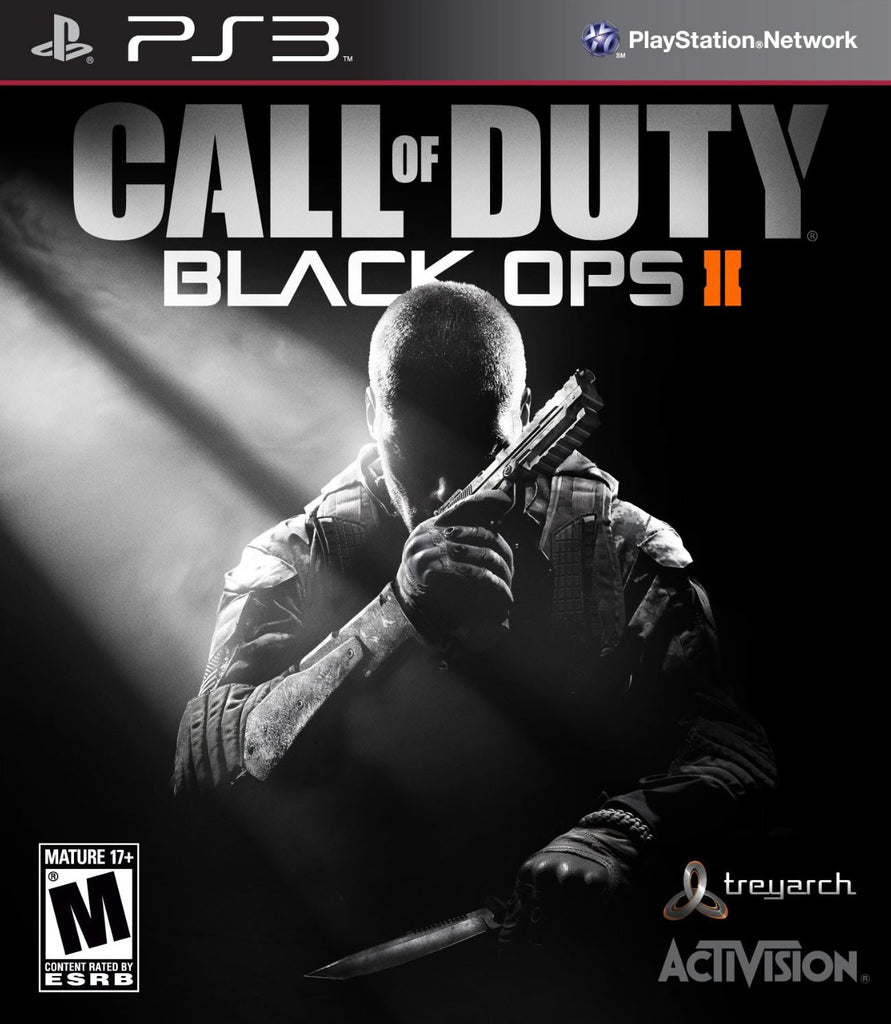 Call of Duty: Black Ops II - PS3