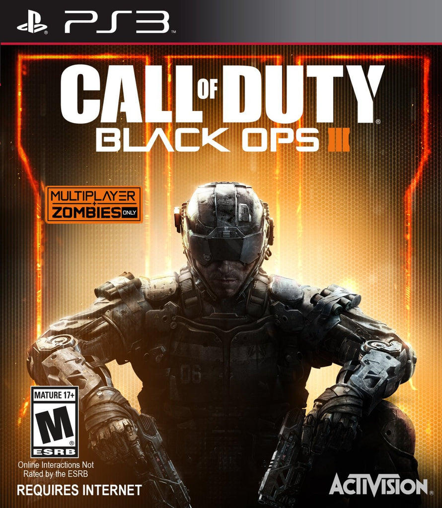 Call of Duty: Black Ops III - PS3