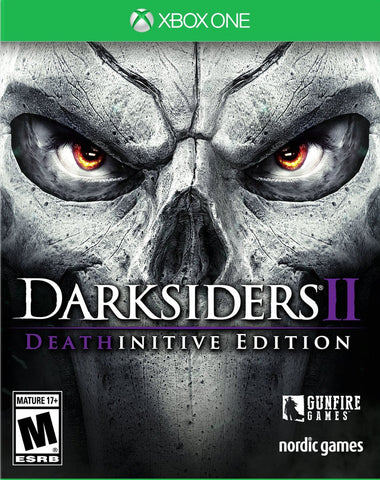 Darksiders II: Deathinitive Edition - Xbox One