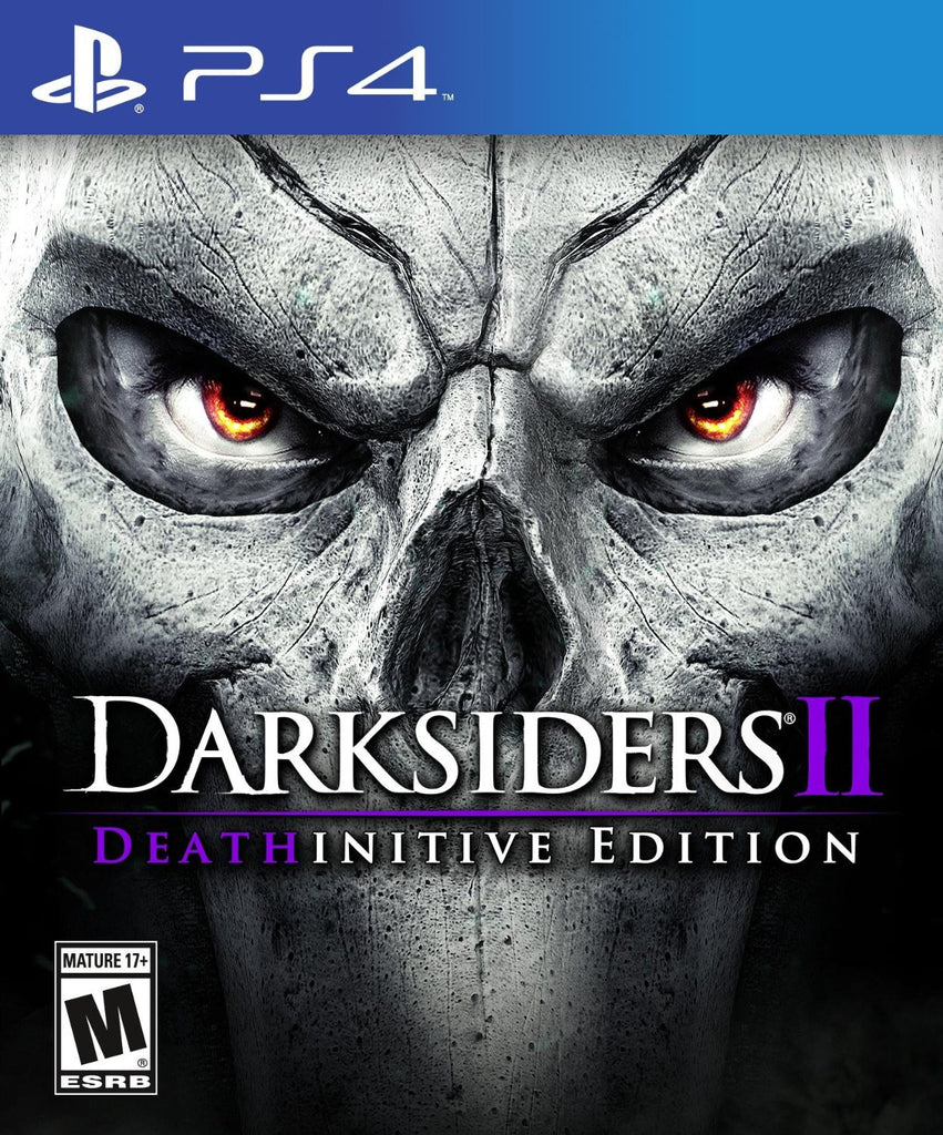 Darksiders II: Death-initive Edition - PS4