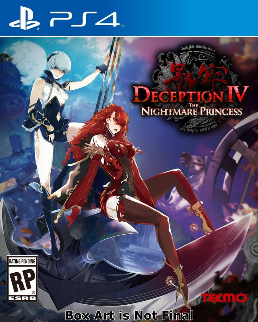 Deception IV: The Nightmare Princess - PS4