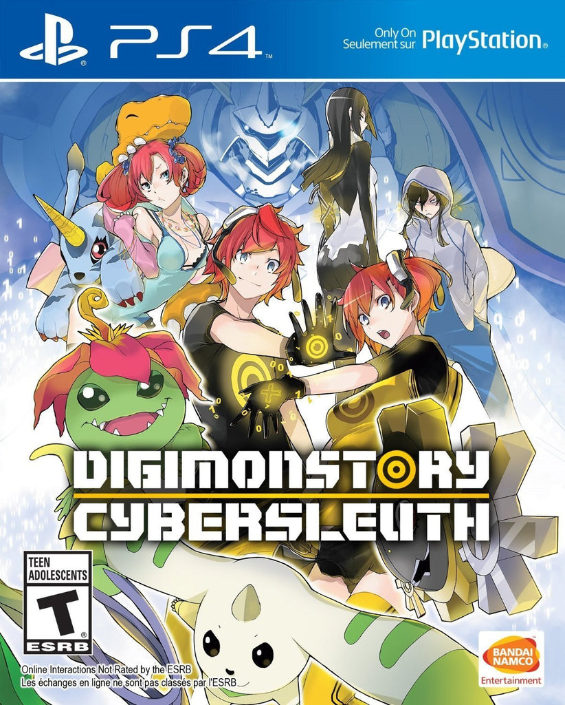 Digimon Story Cyber Sleuth - PS4