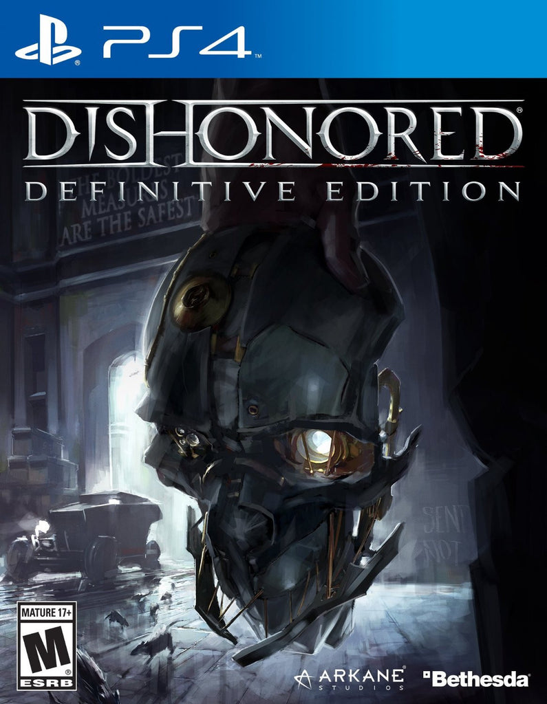 Dishonored: Definitive Edition - PS4