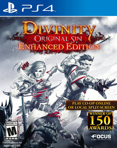 Divinity: Original Sin Enhanced Edition - PS4