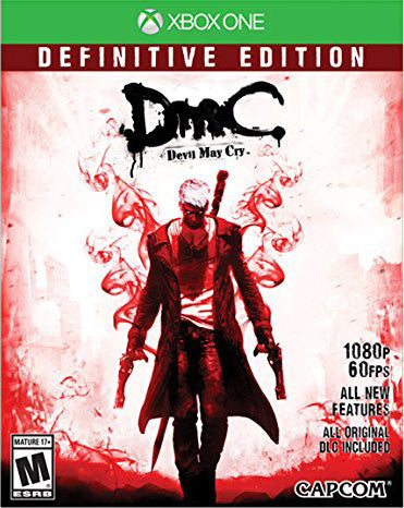 DmC: Devil May Cry Definitive Edition - Xbox One