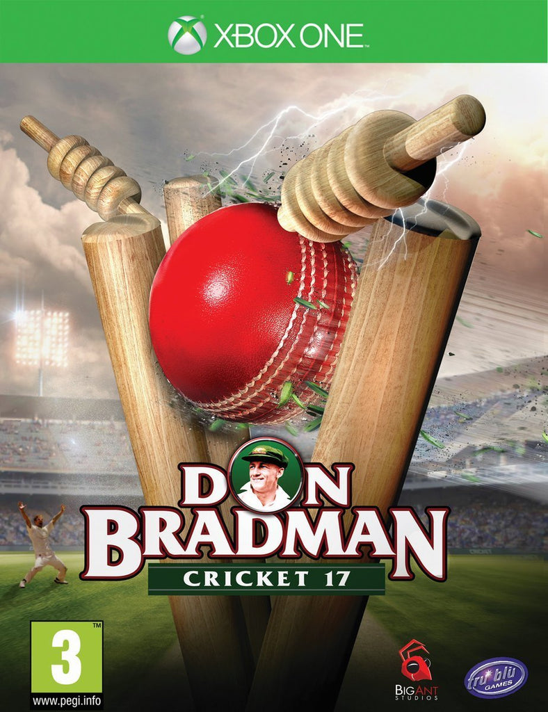 Don Bradman Cricket 17 - Xbox One