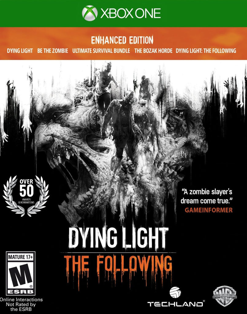 Dying Light - The Following: Enhanced Edition - Xbox One