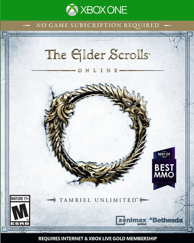 The Elder Scrolls Online (Tamriel Unlimited) - Xbox One