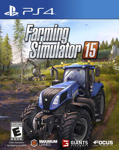 Farming Simulator '15 - PS4