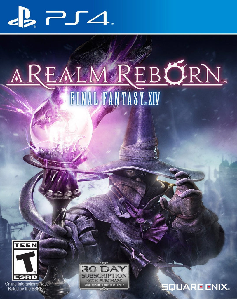 Final Fantasy XIV: A Realm Reborn - PS4
