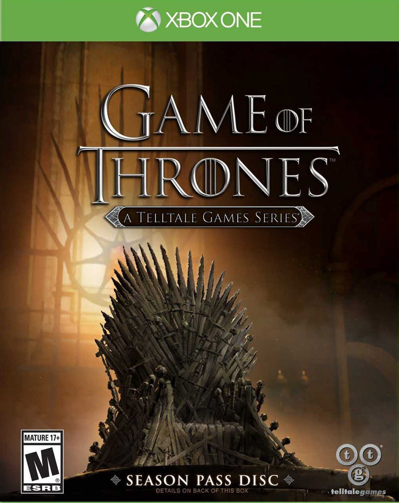 Game of Thrones: A Telltale Games Series - Xbox One
