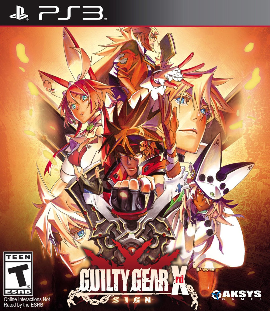 Guilty Gear Xrd: SIGN - PS3