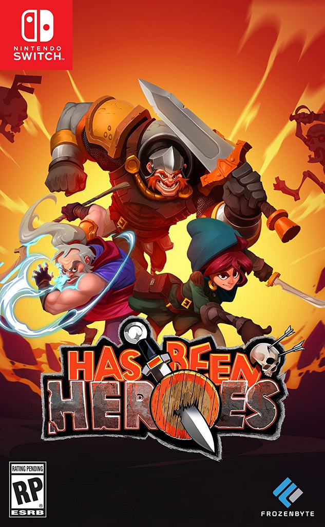 Has-Been Heroes - Switch