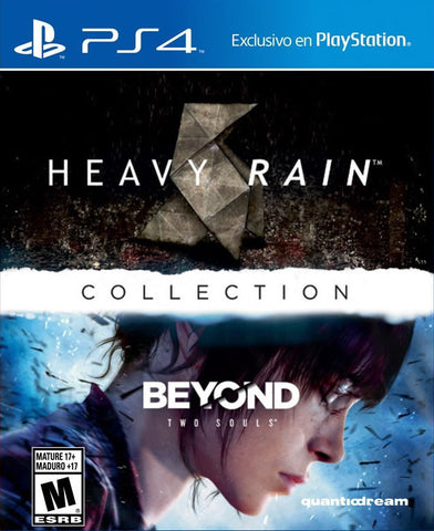 Heavy Rain & Beyond Two Souls Collection - PS4