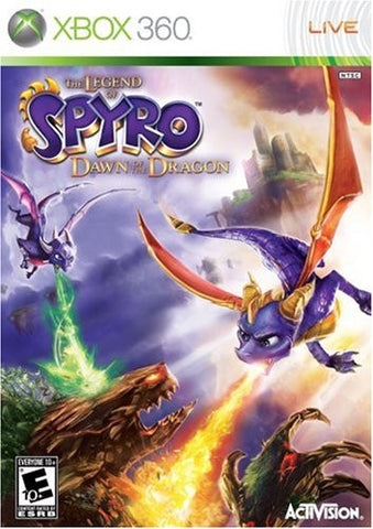 Legend of Spyro: Dawn of the Dragon - Xbox 360