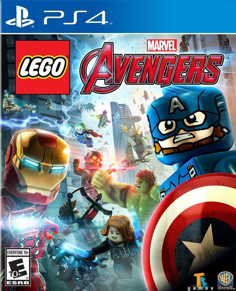 Lego Marvel's Avengers - PS4