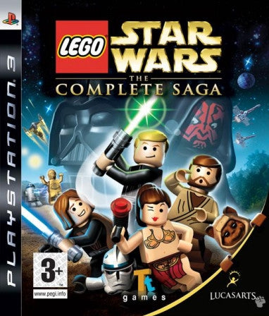 Lego Star Wars: The Complete Saga - PS3