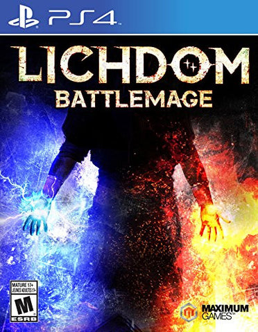 Lichdom: Battlemage - PS4
