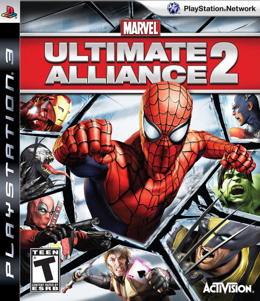 Marvel Ultimate Alliance 2 - PS3