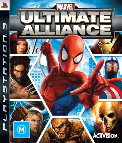 Marvel Ultimate Alliance - PS3