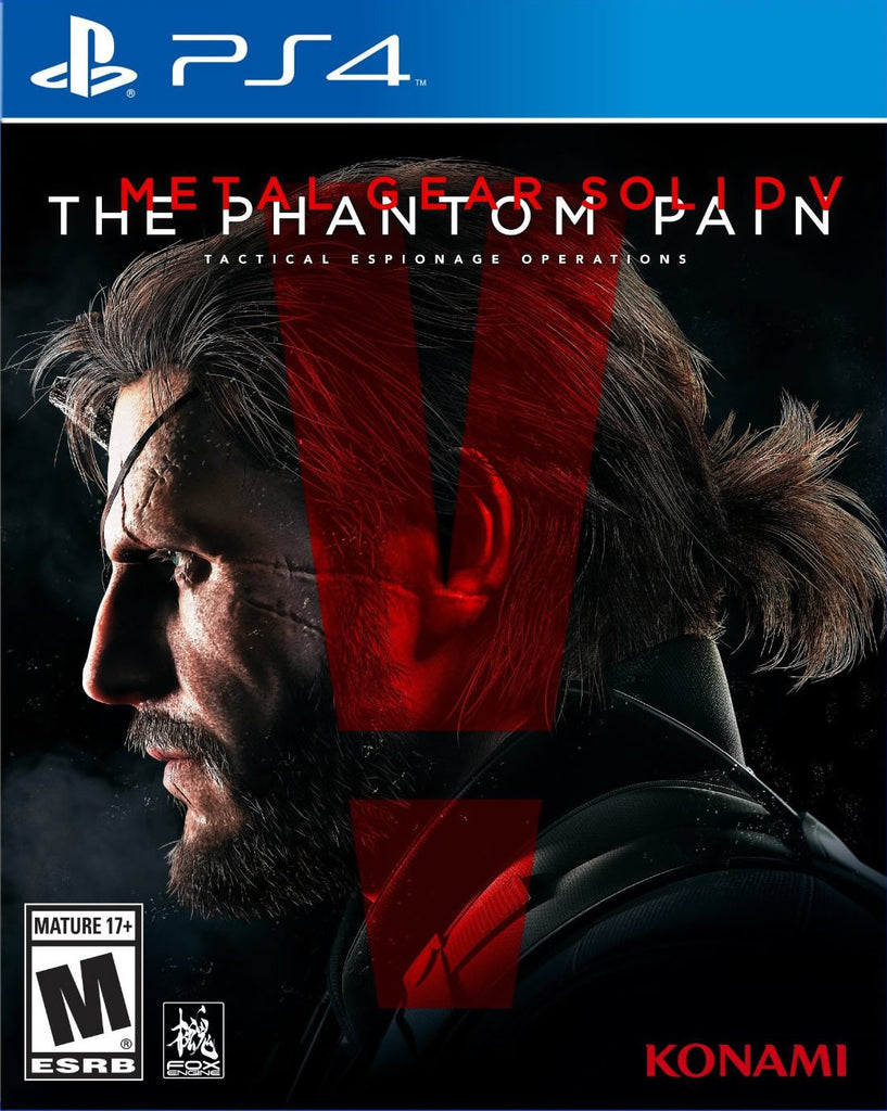 Metal Gear Solid V: The Phantom Pain - PS4
