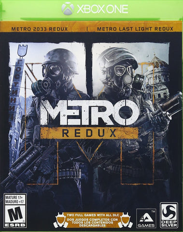 Metro Redux - (Last Light & 2033) Xbox One
