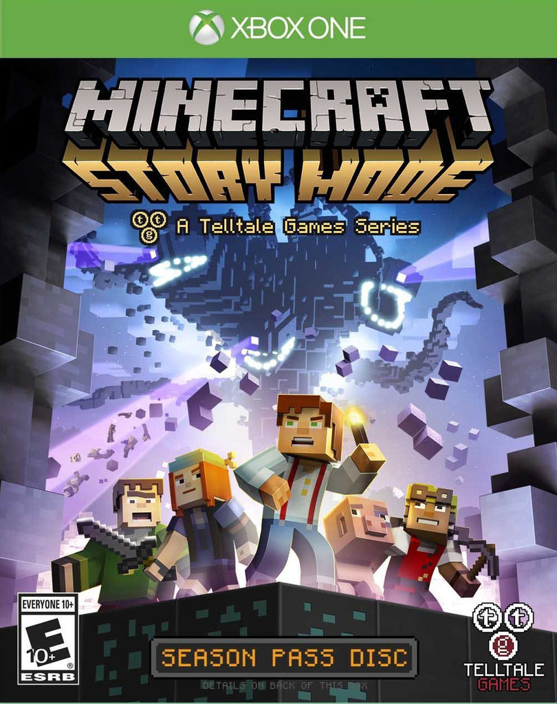 Minecraft Story Mode - Xbox One