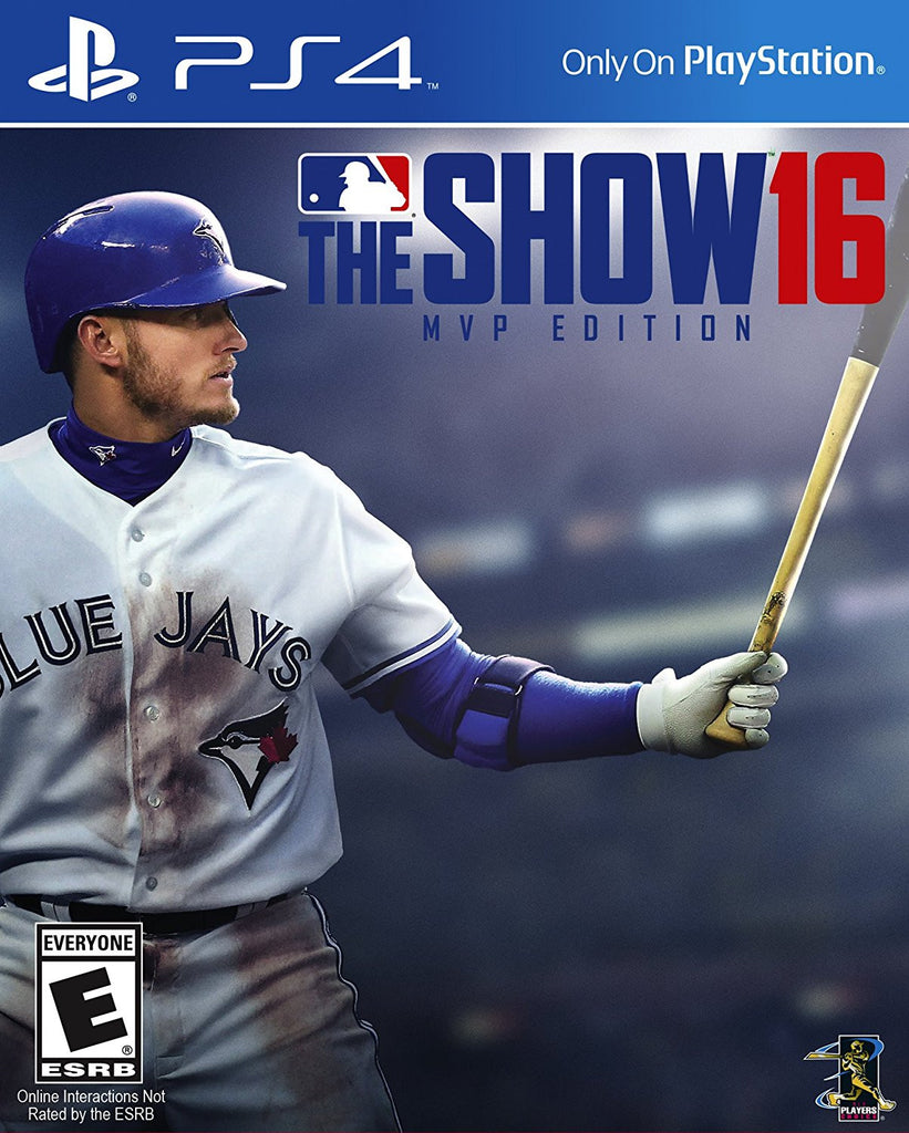 MLB The Show 16 - PS4