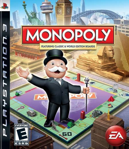 Monopoly Here and Now: The World Edition - PS3
