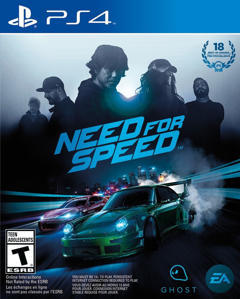 Need for Speed (2015 video game) - PS4